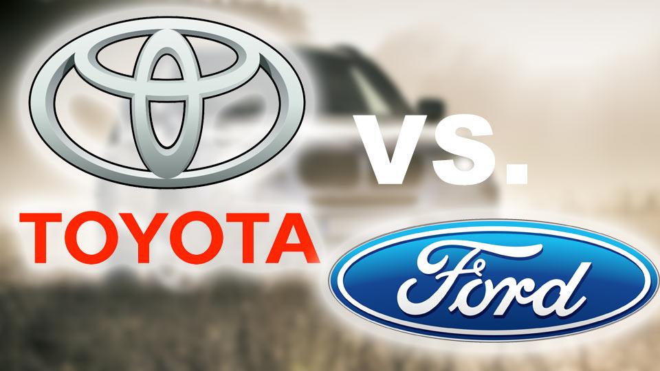 Auto in Ecuador - Ford Explorer XLT vs. Toyota Fortuner